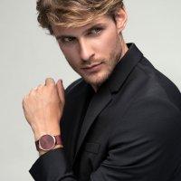 13338-CHARITY - zegarek męski - duże 12