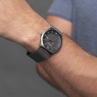 Bering 14440-077 zegarek męski klasyczny Solar bransoleta
