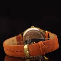 Zegarek męski Bisset klasyczne BSCE58GIGX05BX - duże 7