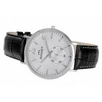 Bisset BSCE74SWSX03BX zegarek srebrny klasyczny Klasyczne pasek