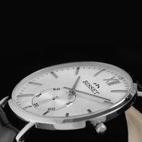 zegarek Bisset BSCE74SWSX03BX srebrny Klasyczne