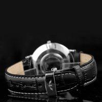 Bisset BSCE74SWSX03BX Klasyczne zegarek męski klasyczny mineralne