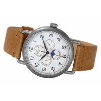 Bisset BSCF18DASZ05AX męski zegarek Klasyczne pasek