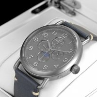 zegarek Bisset BSCF18DAVX05AX kwarcowy męski Klasyczne