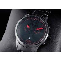 Bisset BSFE11BIBR03AX zegarek męski Nowoczesne