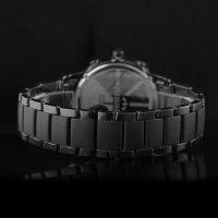 Bisset BSFE11BIBR03AX męski zegarek Nowoczesne bransoleta