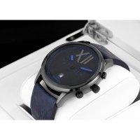 zegarek Bisset BSFE89BIBD03AX kwarcowy męski Nowoczesne Ice II Ceramic Chronograph
