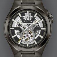 Bulova 98A179 zegarek klasyczny Automatic
