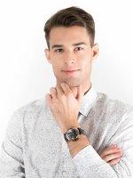 Carl von Zeyten CVZ0017RGY zegarek męski Black Forest