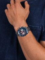 zegarek Edifice EFV-590D-2AVUEF męski z chronograf Edifice