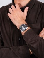 zegarek Edifice EFV-590L-1AVUEF męski z chronograf Edifice