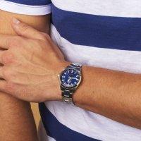 Edifice EFV-100D-2AVUEF męski zegarek EDIFICE Momentum bransoleta