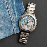 zegarek Edifice EFV-550GY-8AVUEF szary EDIFICE Momentum
