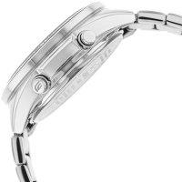 Edifice EFV-C100D-1AVEF zegarek srebrny sportowy EDIFICE Momentum bransoleta