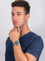 Edifice ECB-10D-2AEF zegarek męski EDIFICE Premium