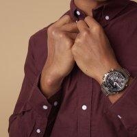 Edifice ECB-800DB-1AEF zegarek japońskie EDIFICE Premium