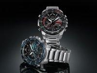 zegarek Edifice ECB-900DB-1AER srebrny EDIFICE Premium