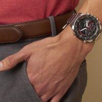 Edifice ECB-900DB-1AER zegarek męski sportowy EDIFICE Premium bransoleta