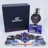 Edifice EFR-564TR-2AER EDIFICE Premium SCUDERIA TORO ROSSO LIMITED EDITION zegarek męski sportowy mineralne