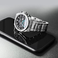 Edifice EQB-1000D-1AER męski smartwatch EDIFICE Premium bransoleta