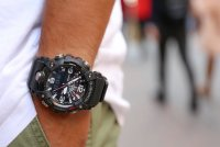 G-Shock GG-B100-1AER Mudmaster Carbon Core smartwatch sportowy G-SHOCK Master of G