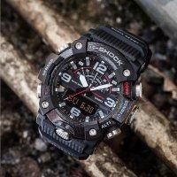smartwatch G-Shock GG-B100-1AER Mudmaster Carbon Core G-SHOCK Master of G mineralne