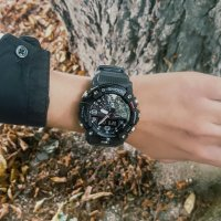 G-Shock GG-B100-1AER smartwatch czarny sportowy G-SHOCK Master of G pasek