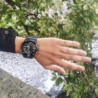 smartwatch G-Shock GG-B100-1AER kwarcowy męski G-SHOCK Master of G Mudmaster Carbon Core