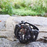 G-Shock GG-B100-1AER Mudmaster Carbon Core G-SHOCK Master of G sportowy smartwatch czarny