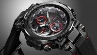 G-Shock MTG-B1000B-1AER smartwatch czarny fashion/modowy G-SHOCK Exclusive pasek