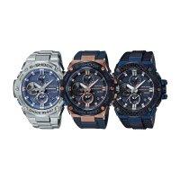 smartwatch G-Shock GST-B100G-2AER niebieski G-SHOCK G-STEEL