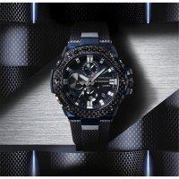 G-Shock GST-B100XB-2AER smartwatch czarny sportowy G-SHOCK G-STEEL pasek