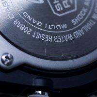 G-Shock GST-W130L-1AER-POWYSTAWOWY zegarek fashion/modowy G-SHOCK G-STEEL