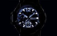 GA-1100-2AER - zegarek męski - duże 4