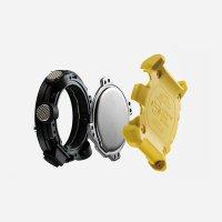 G-Shock GA-2000-1A9ER zegarek czarny sportowy G-Shock pasek