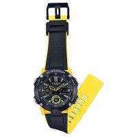 G-Shock GA-2000-1A9ER zegarek męski sportowy G-Shock pasek