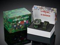 zegarek G-Shock GA-2000GZ-3AER czarny G-Shock
