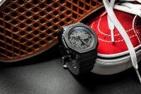 Zegarek męski Casio G-Shock GA-2100-1A1ER czarny - duże 14