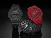 zegarek G-Shock GA-2100-1AER czarny G-Shock