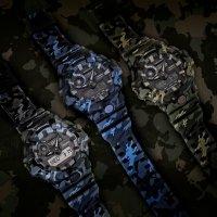 GA-700CM-2AER - zegarek męski - duże 10