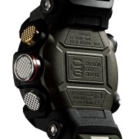 G-Shock GG-B100-1A3ER smartwatch czarny sportowy G-SHOCK Master of G pasek