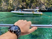 G-Shock GG-B100-1AER smartwatch męski sportowy G-SHOCK Master of G pasek