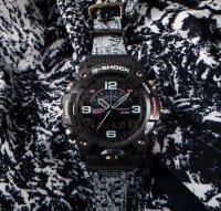smartwatch G-Shock GG-B100BTN-1AER Mudmaster Carbon Core G-SHOCK X BURTON G-SHOCK Master of G mineralne