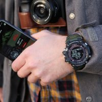 zegarek G-Shock GPR-B1000-1BER czarny G-SHOCK Master of G