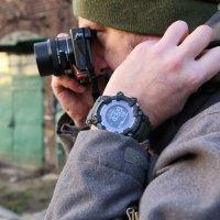 G-Shock GPR-B1000-1BER zegarek czarny sportowy G-SHOCK Master of G pasek