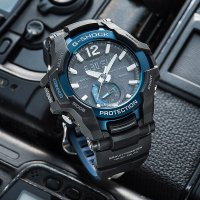 GR-B100-1A2ER - zegarek męski - duże 10