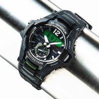 G-Shock GR-B100-1A3ER zegarek czarny sportowy G-SHOCK Master of G pasek