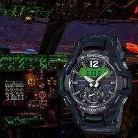 G-Shock GR-B100-1A3ER zegarek męski sportowy G-SHOCK Master of G pasek