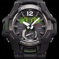 G-Shock GR-B100-1A3ER G-SHOCK Master of G GRAVITYMASTER BLUETOOTH SYNC zegarek męski sportowy mineralne
