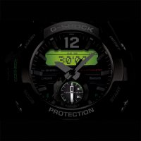 G-Shock GR-B100-1A3ER GRAVITYMASTER BLUETOOTH SYNC G-SHOCK Master of G sportowy zegarek czarny